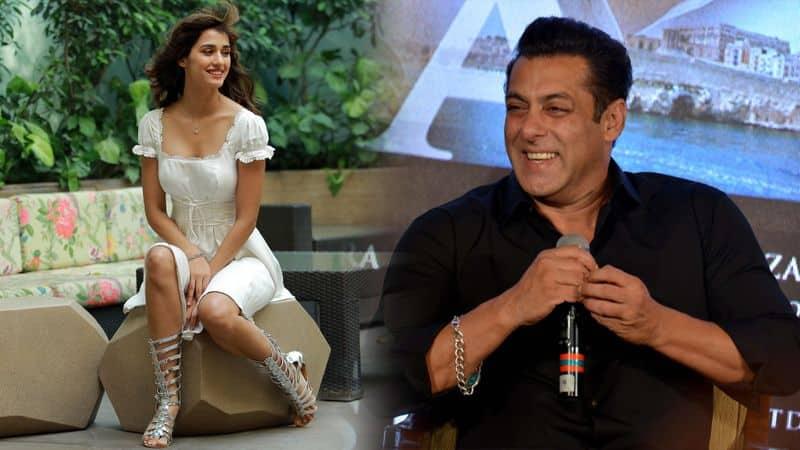 Salman Khan on Disha Patani's viral age comment says What age difference she talking about