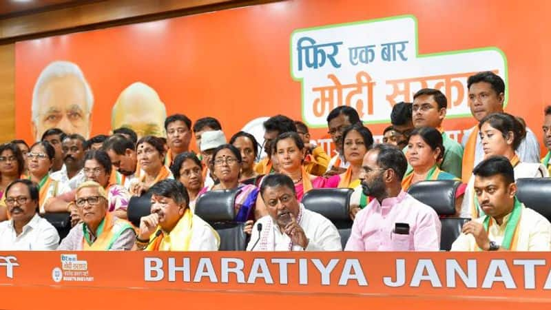 More TMC MLAs to join BJP today