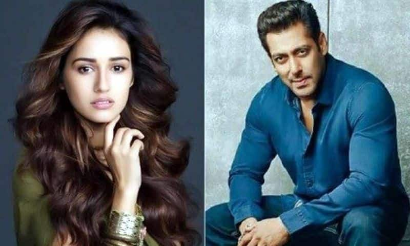 Salman Khan befitting reply to Disha Patani comment on age difference
