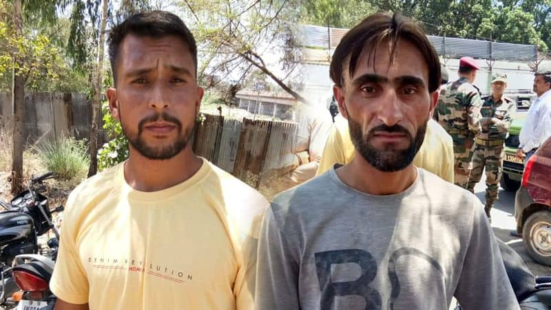 Two Suspected Spies Arrested Taking Pictures, Videos Outside Army Camp in Jammu