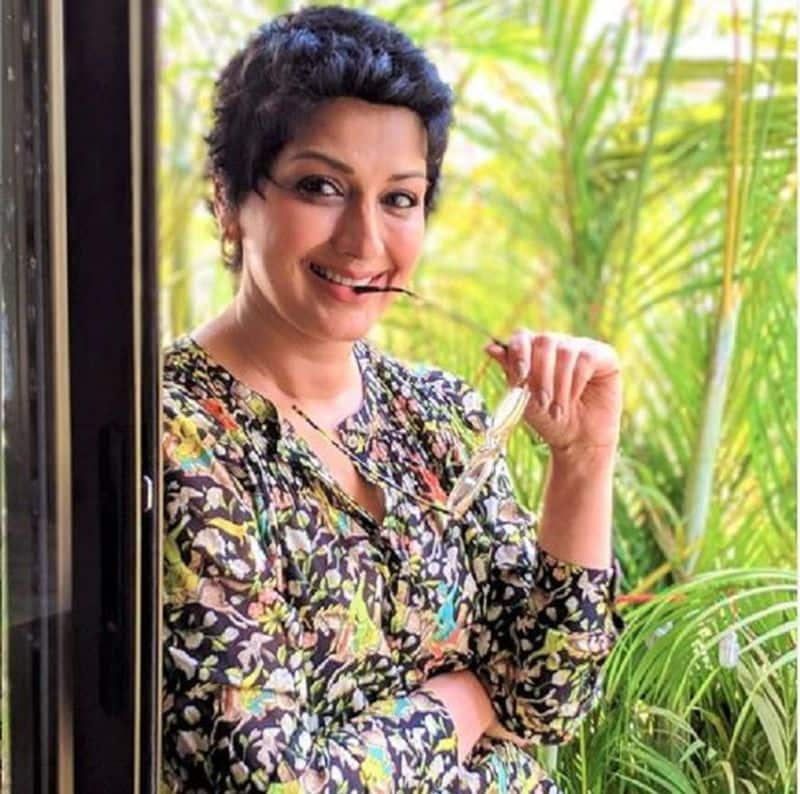 Sonali Bendre shares her advice to fight against corona Virus
