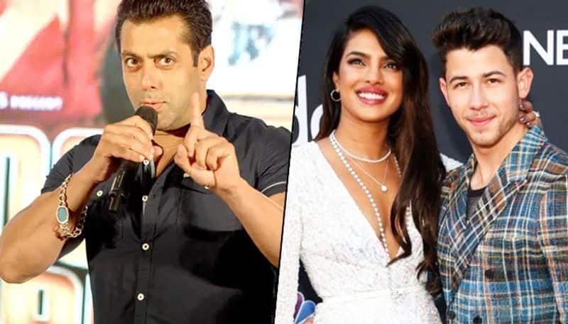 This is what Salman Khan has to say about Priyanka Chopra quitting Bharat and getting married