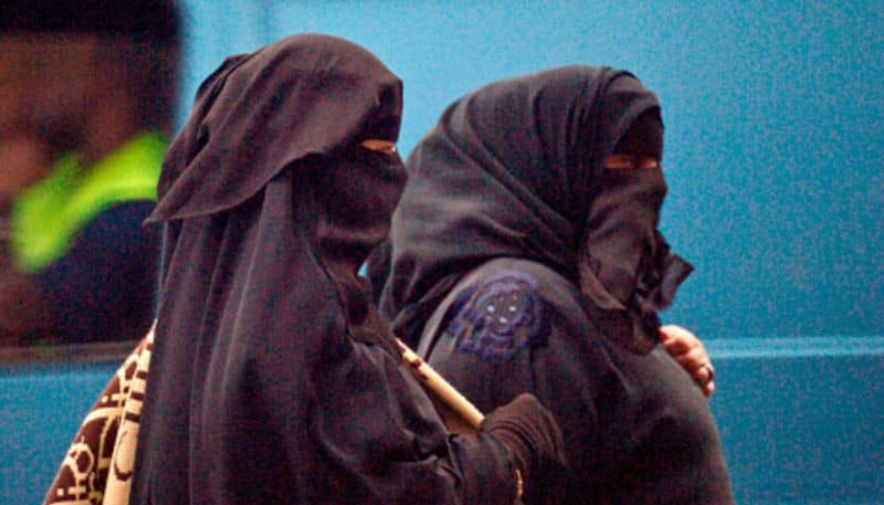 Burqa-clad women stopped from boarding Lucknow Metro