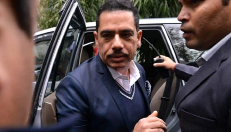 Robert Vadra reaches ED office to be grilled in foreign properties case