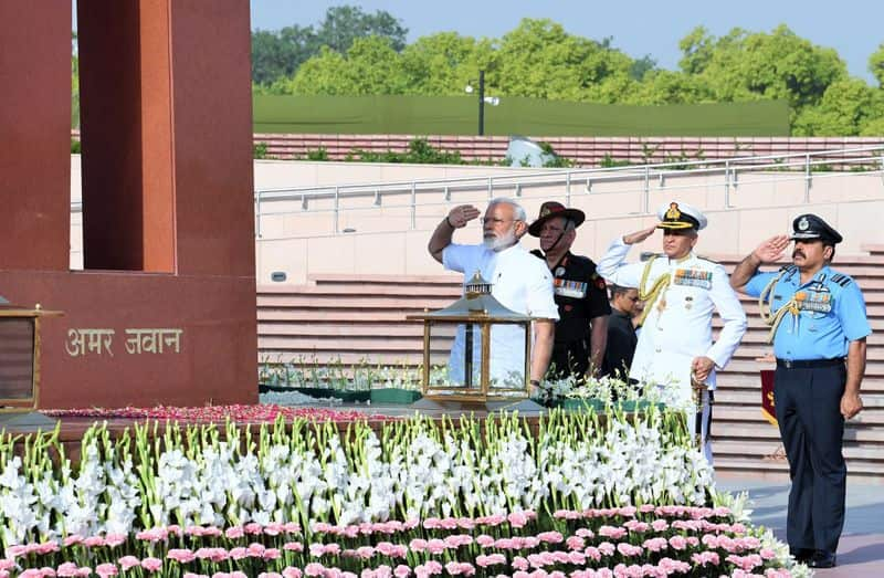 Ahead Of Swearing-In Narendra Modi says National Security top Priority Of The New Government