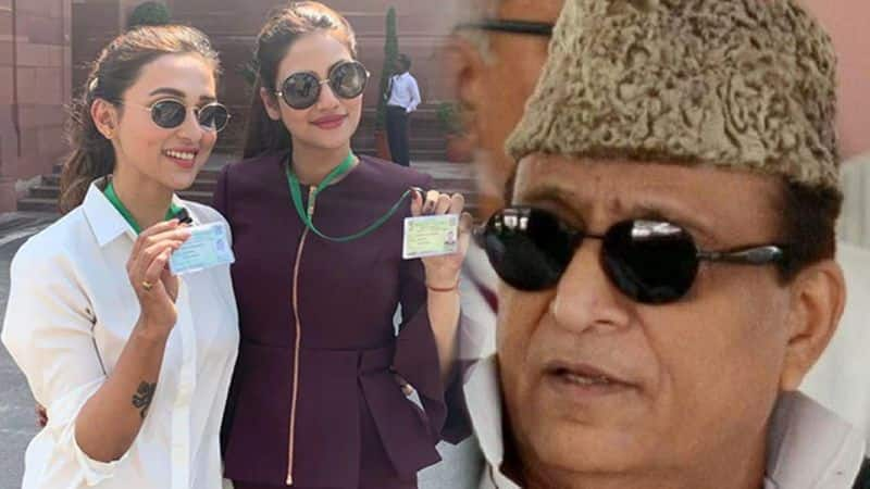 Nusrat Mimi photo session in parliament building and azam khan x ray vision