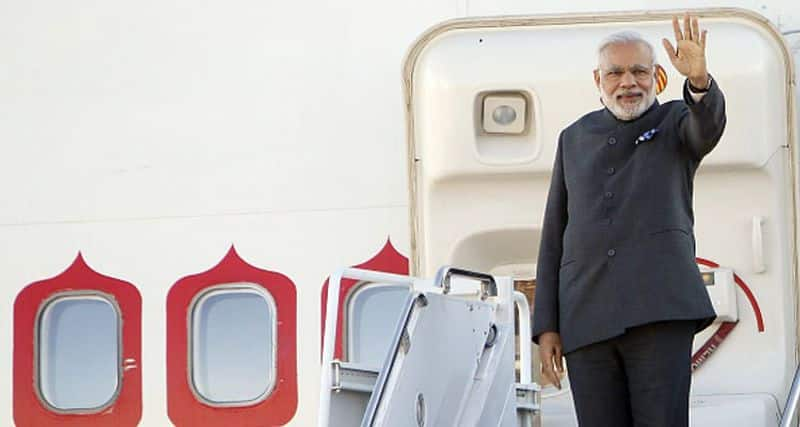 Pm narendra modi to meet Donald trump and xi jinping and visit several countries full programme