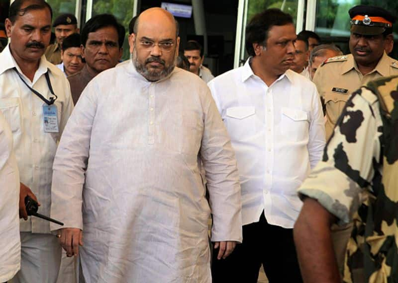 Why PM Modi selected amit shah as home minister of India