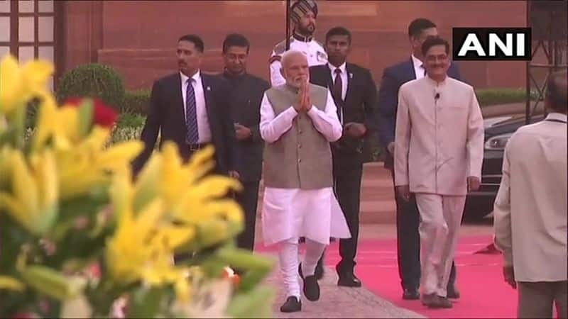 Modi is the 17th Prime Minister of India