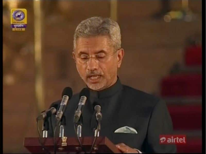 external ex ser jaishankar minister