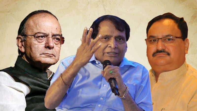 Ex-ministers who missed the bus in PM Modi second council