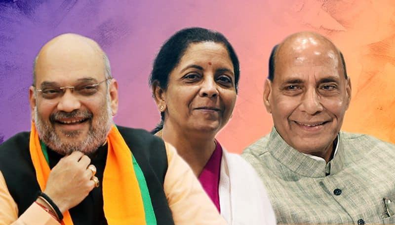 Modi 2.0: Portfolios for minister announced, here the full list