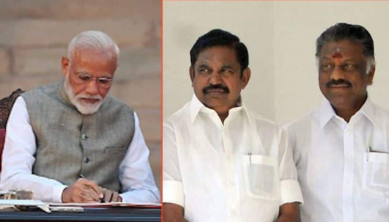 AIADMK only NDA ally have no place Modi Cabinet 2