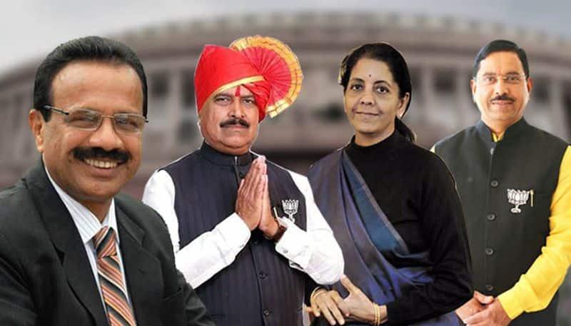 Prime Minister Modi rewards Karnataka with 4 ministries