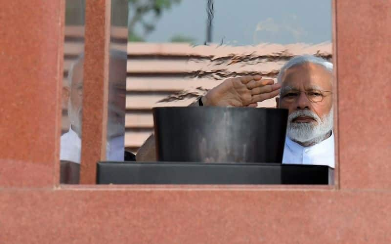 Prime Minister Modi dedicates first decision to martyrs family, extended scholarship