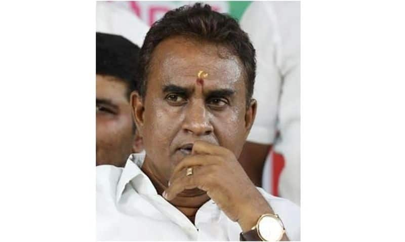 CB Radhakrishnan Complaint against Velumani