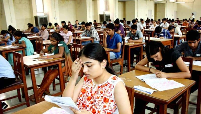 exam time table released today