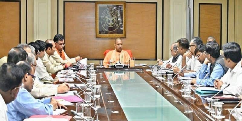 Yogis minister will not carrying his mobile in cabinet meeting