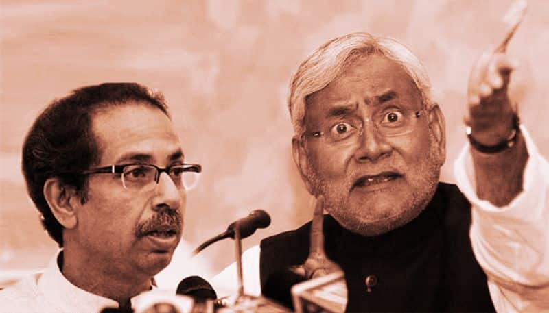 Uddhav and nitish are not happy with BJP