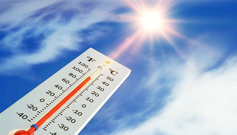 Scorching summer hit Indian record breaking temperature in many states