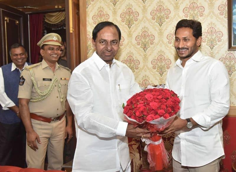 krmb holds meeting of telangana, andhra pradesh officials in hyderabad