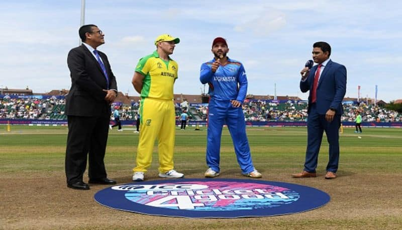 australia beat afghanistan by 7 wickets
