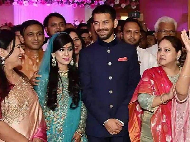 Tej pratap mother in law came in front to save her daughter marital life