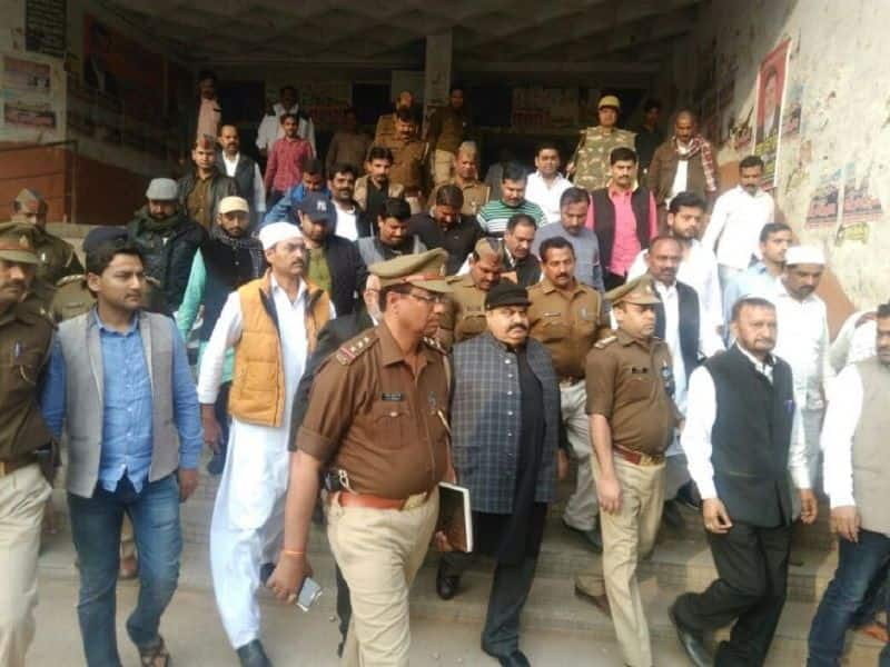 why Yogi government spending money for mafia don Ateeq Ahmad