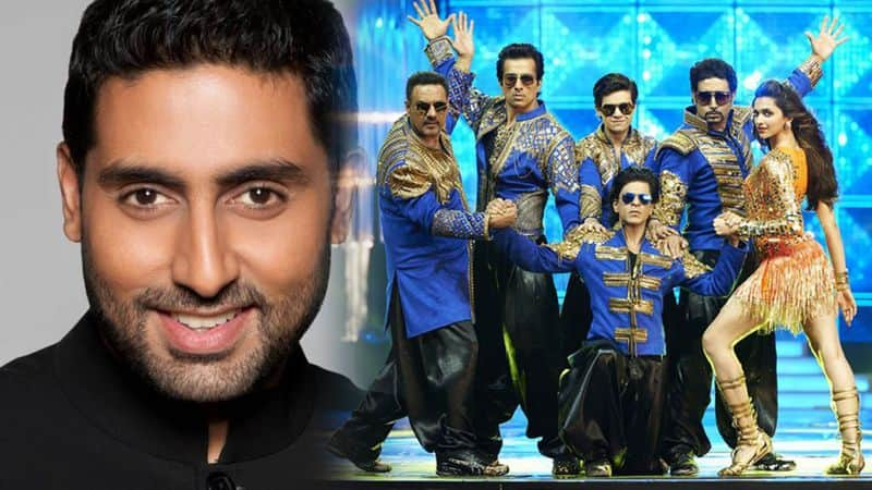 Abhishek Bachchan Wants to make squeal of Happy new year