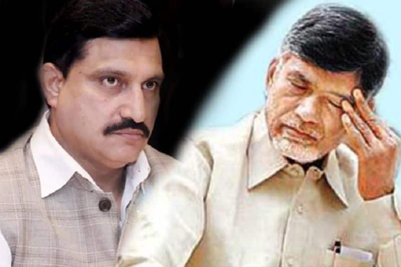 bjp mp sujana chowdary satirical comments on chandrababu house