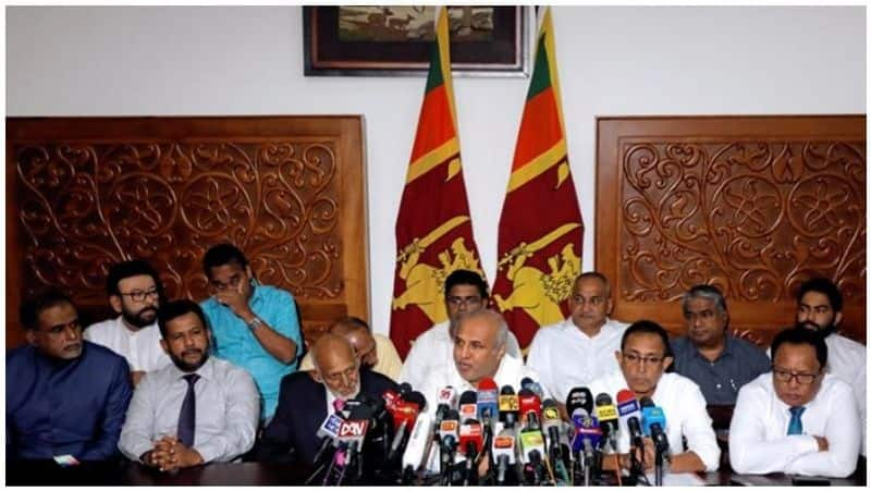 Communal tension rises in sri lanka Muslim ministers and governors are compel to resign