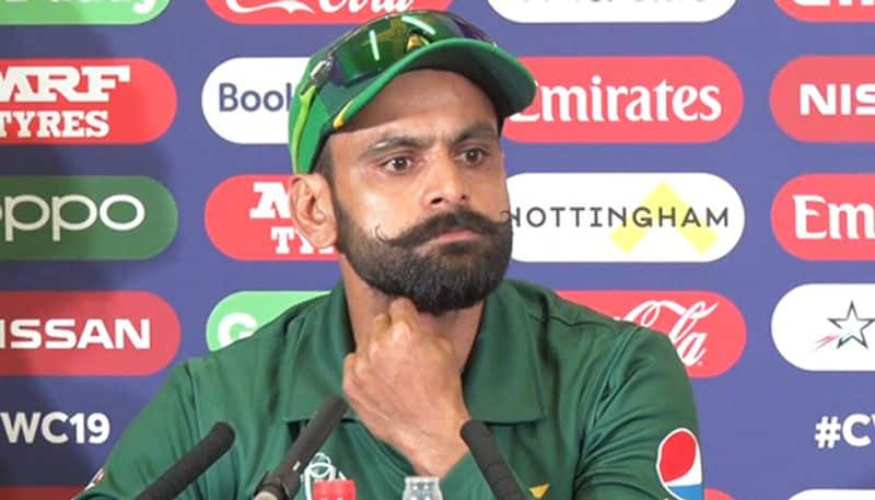 Mohammad Hafeez's corona test report again negative, Pakistan going to England without 10 cricketers sp