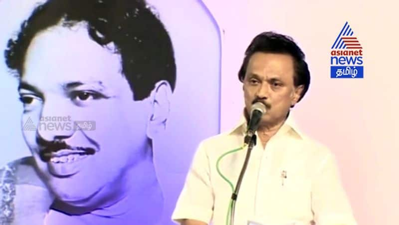 Udayanithi stalin statement on dmk youth wing 40th annual day