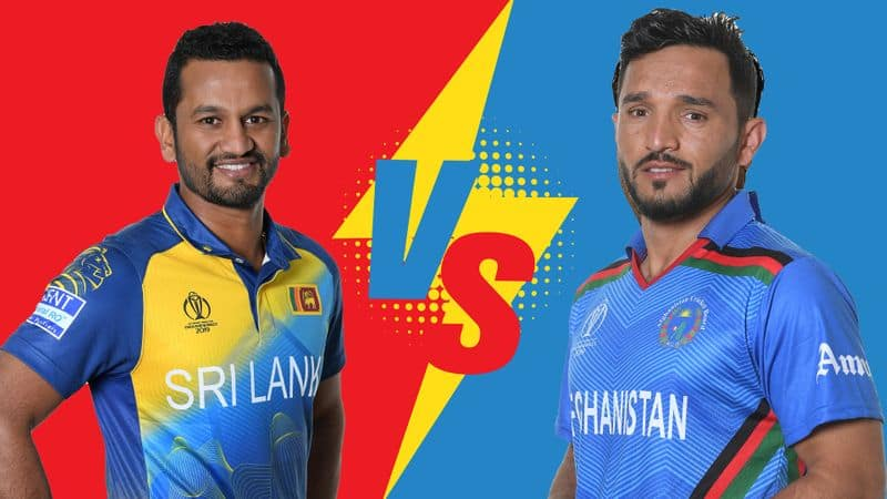 ICC World Cup: Afghanistan vs Sri Lanka fight for their first win