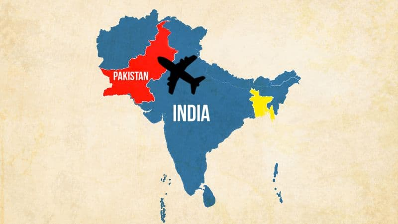 Pakistan gives in opens up airspace for India bound flight first time after Balakot