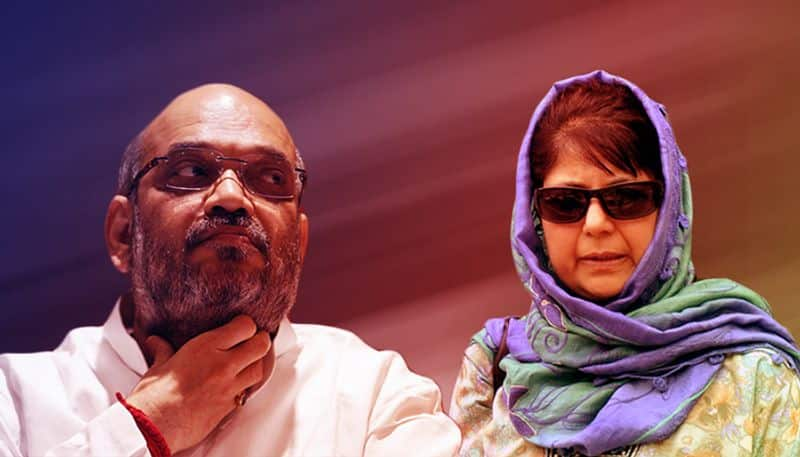 Delimitation is obvious attempt to inflict another emotional partition of Jammu and Kashmir says Mehbooba Mufti