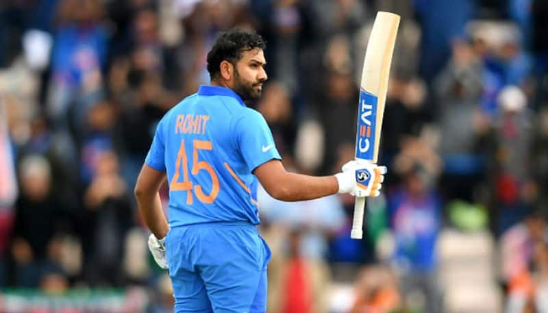 rohit sharma overtakes ganguly and took third place as most odi centurions for india