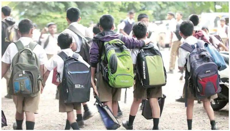 give new restrictions in school
