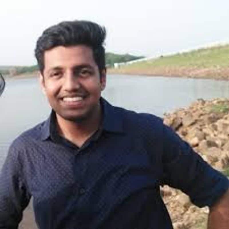 Krishnasamy son Shyam krishnasamy tweet against tamil students