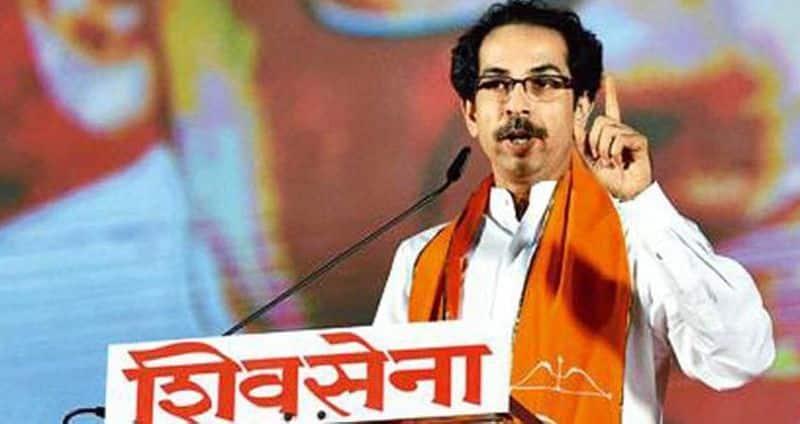 What kind of condition did put Shiv Sena,which BJP come under pressure