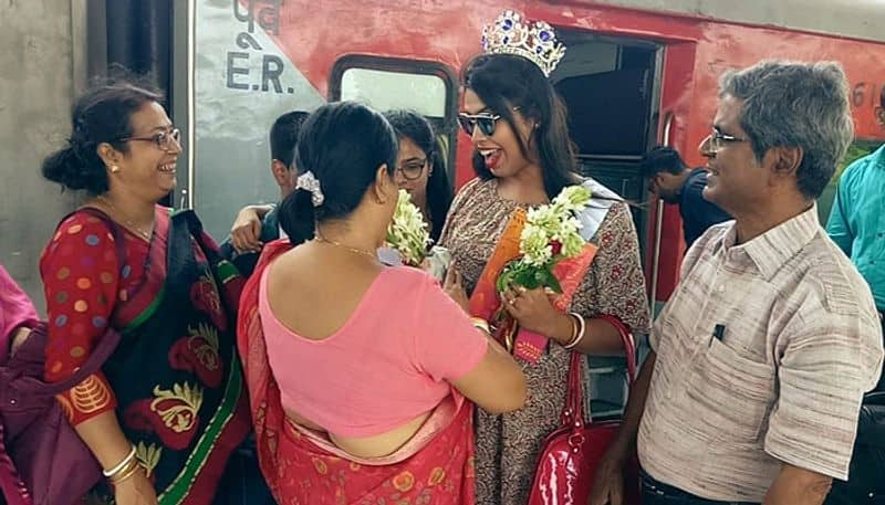 Miss India Award winner Trans Woman from Bengal now heading towards Miss Universe competition