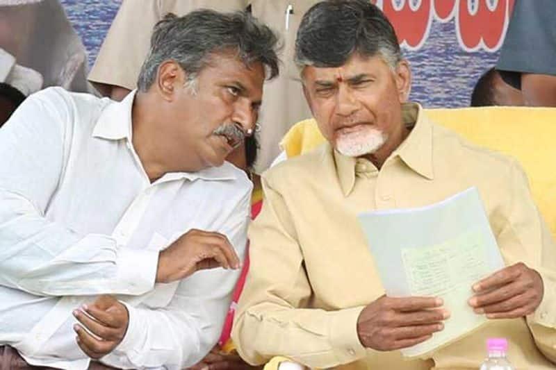 Differences cropped up among Vijayawada TDP leaders