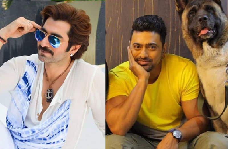 Tollywood mp Actor dev wishes Covid positive jeet a speedy recovery bRd