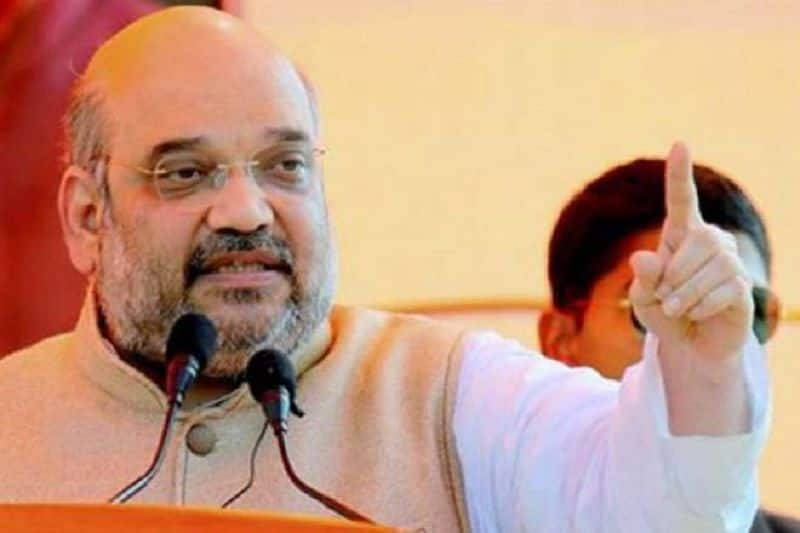 Amit shah incorporated as  ex-officio member in niti aayog