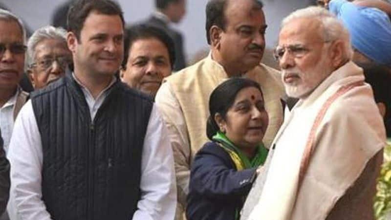 Rahul Gandhi today visit wayanad simultaneously PM modi will tour in kerala