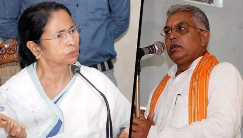 Dilip Ghosh accuses Mamata Banerjee on West Bengal current situation