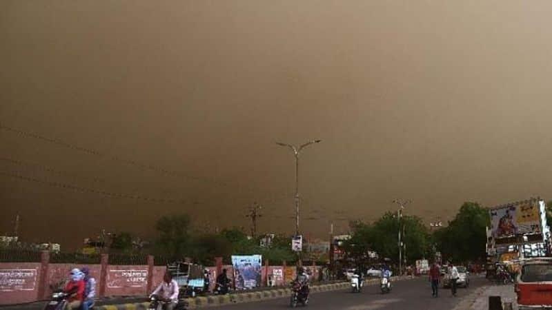 19 People killed due to dust-storm, lightning in Uttar Pradesh