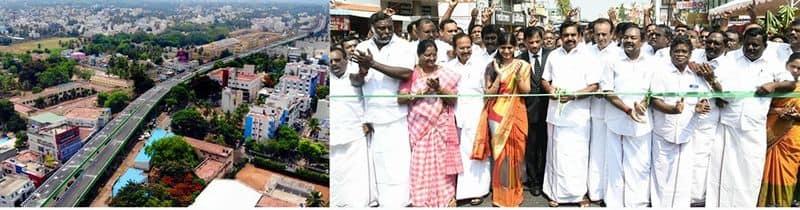 TN CM was waiting for DMK MP in salem