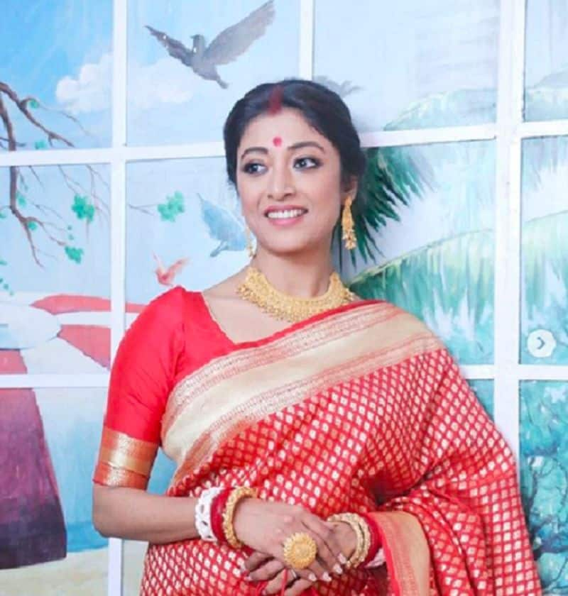 Paoli Dam not able to celebrate Jamaisasthi due to her Busy schedule