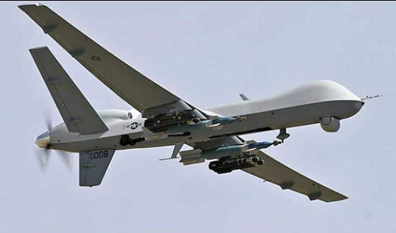 US Approves Sale of Armed Drones, Offers Missile Defence Systems to India